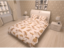 "Virspalags ""Orchids beige"""